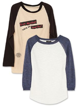 Baseball Tees Get A Stylish Update Off The Playing Field