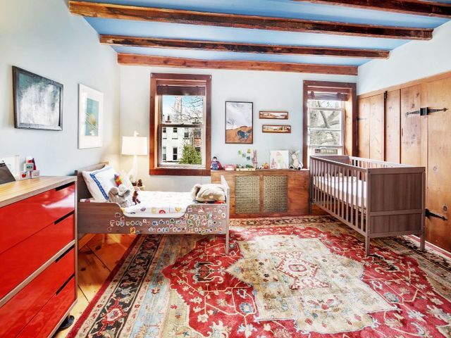 The couple is relocating from Manhattan to this sunlit abode on a quiet street in Brooklyn's popular Boerum Hill neighborhood, where Michelle Williams, Ethan Hawke, Sandra Oh and...