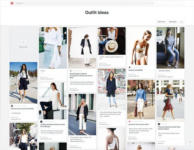 Whether it's a Pinterest board full of seasonal outfit ideas from your favourite street style stars or a physical mood board hung in your closet, if you have a source for ways to keep...