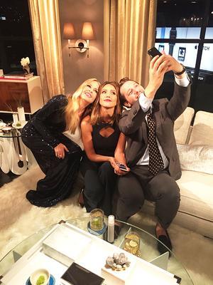 See Behind-the-Scenes Shots From Rachel Zoe's New Show