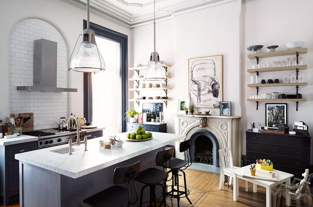 """When she began searching for inspiration for her new film, writer/producer/director Nancy Meyers turned to a place many of us do for decorating inspiration: Pinterest. """"I love..."""