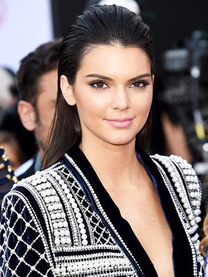 The First Balmain x H&M Ad Is Here (Starring Kendall Jenner)