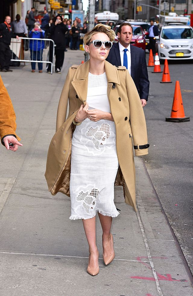 5 Style Tricks Short Celebrities Use to Look Taller