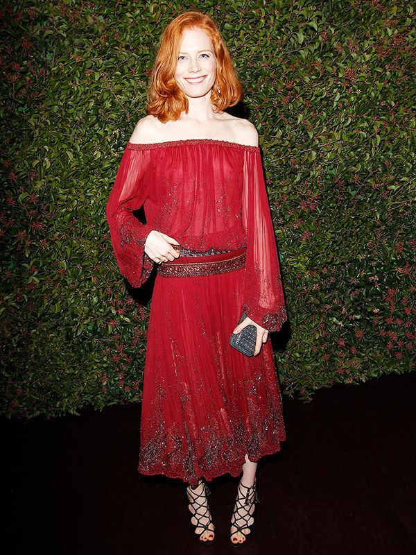 5 Colors That Look Amazing On Redheads Whowhatwear