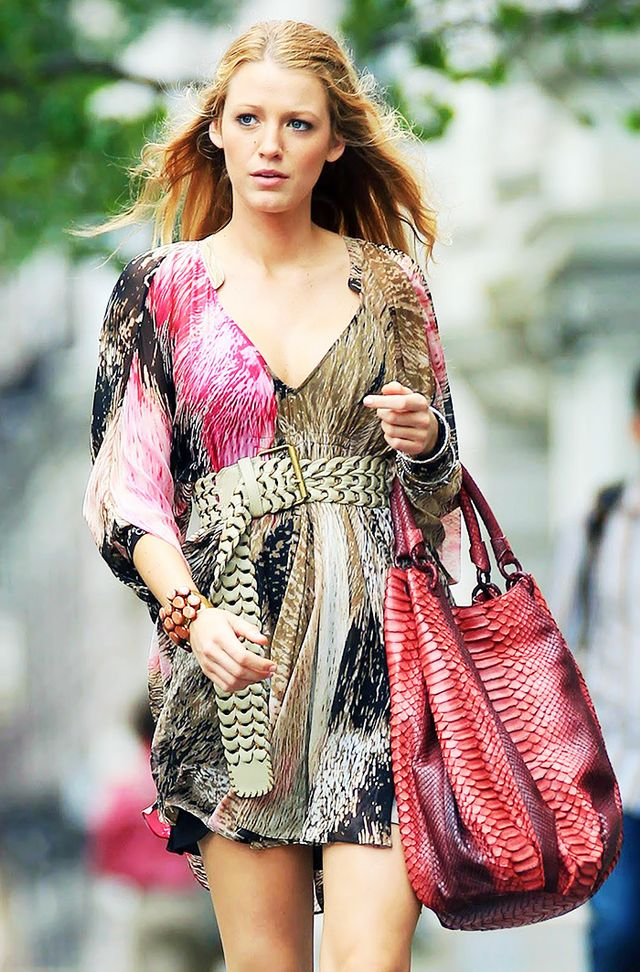 5 Outfits Serena van der Woodsen Would Wear Today ...