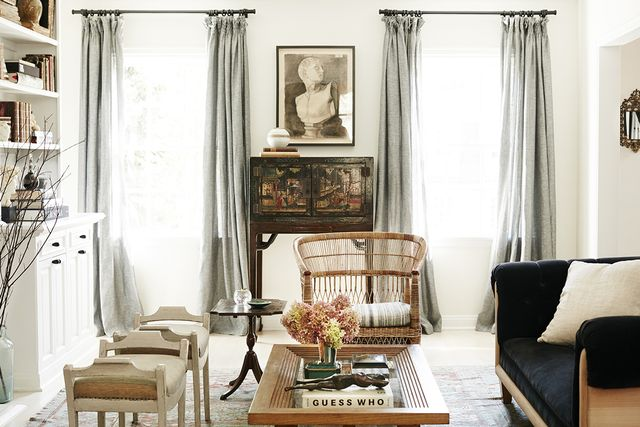 Power tells us one of her greatest inspirations for her home was Brenda Antin, a noted L.A. antiques collector and designer, who owns an eponymous antiques shop—and whose home we featured on...