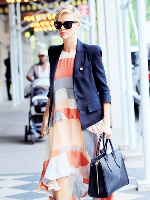 Charlize Theron Inspires Our Office Outfit