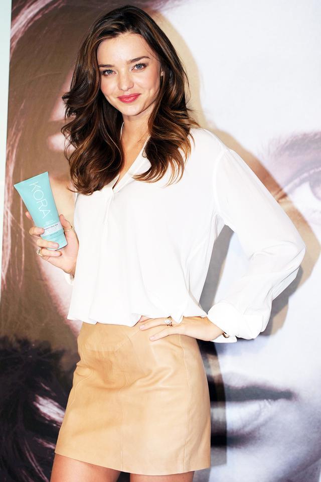 Miranda Kerr | Kora Organics Skincare