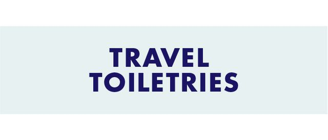 If you travel frequently, you should keep the necessary toiletries organized and ready to go at a moment's notice. Have a small bag packed with shampoo, a toothbrush, toothpaste, and hair...