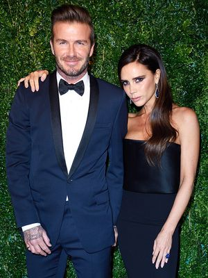 David Beckham's Favorite Thing to See Victoria Beckham Wear
