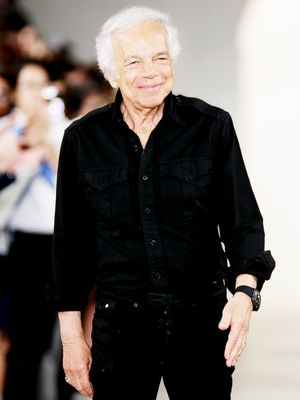 Whoa: Ralph Lauren Is Stepping Down at Ralph Lauren