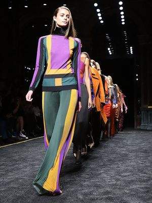 Watch It Live: Balmain Spring 2016