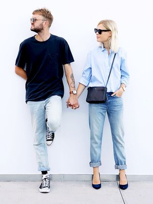 4 Fashion Couples Style Their Favorite Looks for Fall