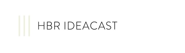 One of the best ways to learn is from those who navigated the precarious career path before you. HBR IdeaCast helps listeners learn from others every week, with thought-provoking interviews and...