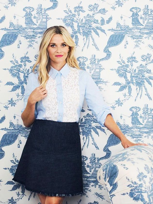 Reese Witherspoon's Fashion Line Just Earned $10 Million ... Reese Witherspoon Clothing Line