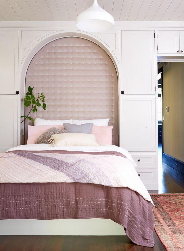 Fabulously Femme Bedroom by Jessica Helgerson