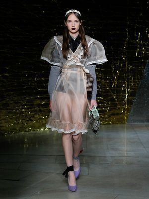 The Top 5 Looks From Today's Miu Miu Show