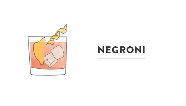 Location: Negroni Florence Bar, Florence