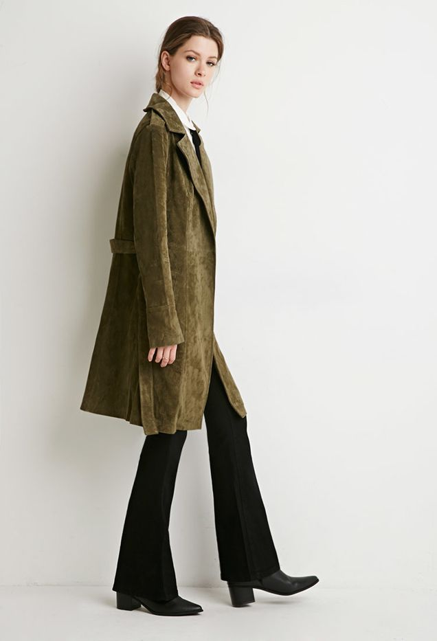 Meet Fall's Updated Trench Coat
