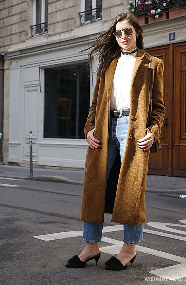 What Our Editorial Director Wore to Paris Fashion Week