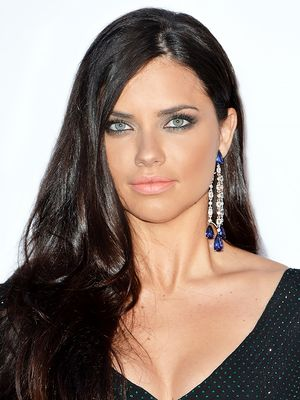 Adriana Lima's Hairstylist Spills DIY Hair Mask Recipe