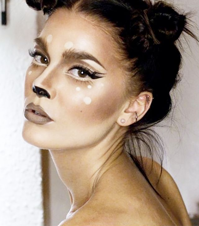 Epic Halloween Makeup Tutorials Costume Necessary