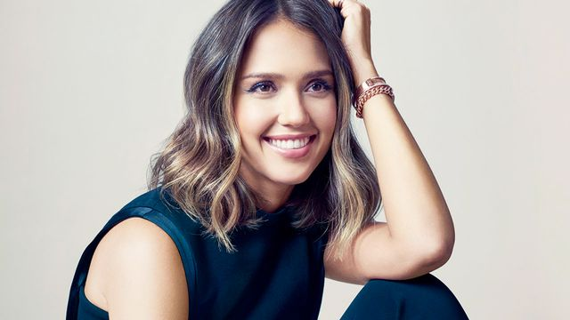 Jessica Alba, Actress, Co-Founder and Creative Director of The Honest Company