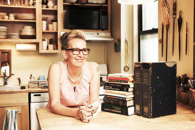 "Gabrielle Hamilton, Chef, Restaurateur, and Author of ""Blood, Bones & Butter"""