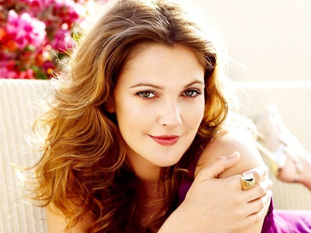 Drew Barrymore, Actress and founder of Flower Beauty
