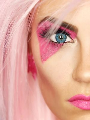 This Jem and the Holograms Makeup Tutorial Is SO Cool