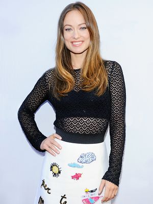 Olivia Wilde Pulls Off a Bold Runway Look Like a Pro
