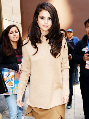 Your Favorite New Fall Outfit Found—Thank You, Selena Gomez