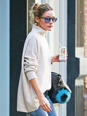 The Sneakers Olivia Palermo Just Wore Are Unexpected and Amazing