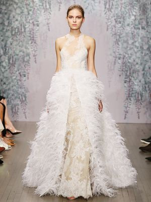 The Best Dresses From Bridal Fashion Week, According to an Expert