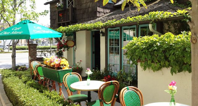 """Café Chez Marie Location: Los Angeles A hidden taste of France in Los Angeles, this place makes serious use of the word """"random."""" It's a magical little restaurant hidden..."""