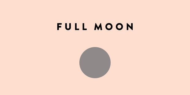 """Mind: """"Purnima, with its very high level of energy, can be very motivating,"""" says Raichur. (The high-frequency vibes associated with the full moon are why we tend to feel a little loopy around..."""