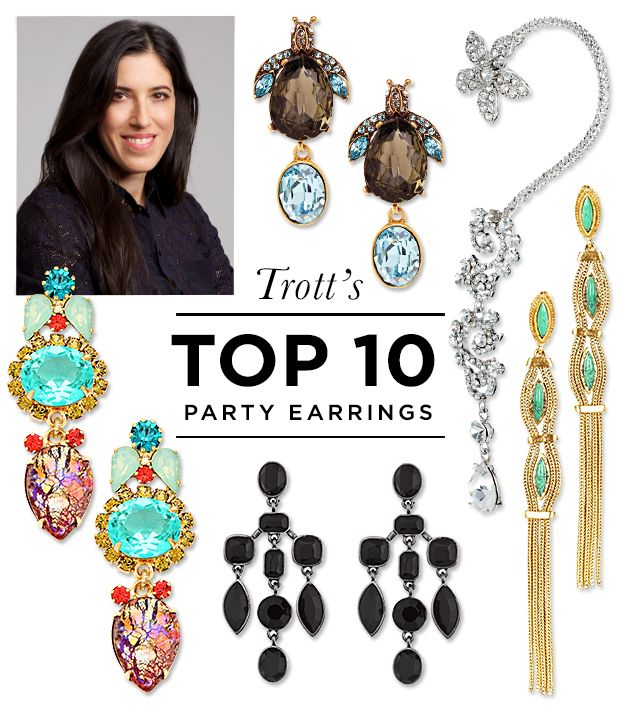 Insta-Party: 10 Earrings To Liven Up Your Summer Look