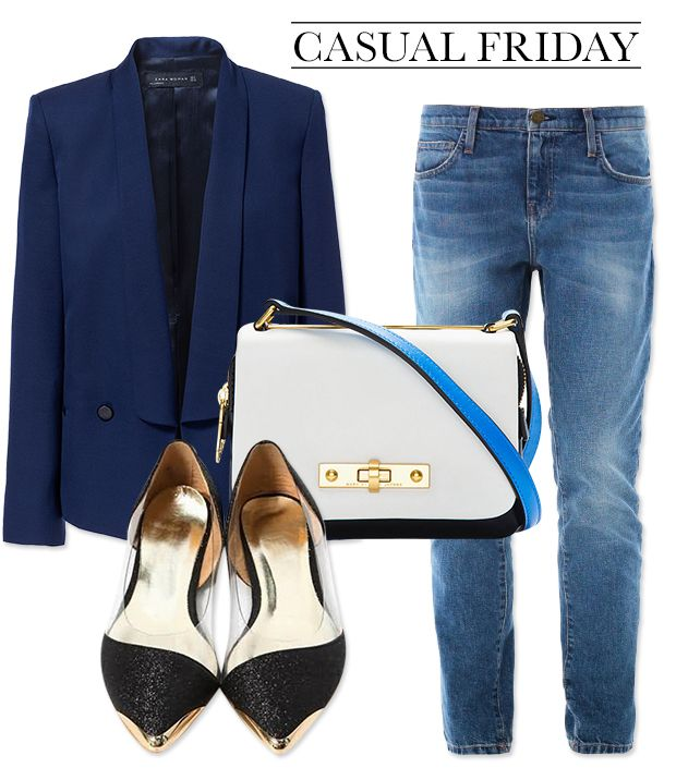 The Do's And Don'ts Of Dressing For Casual Friday