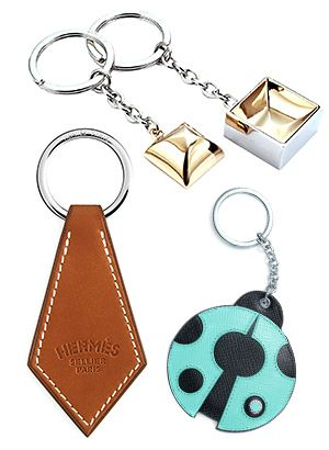 Little Luxuries: 15 Of Our Favorite Designer Key Chains