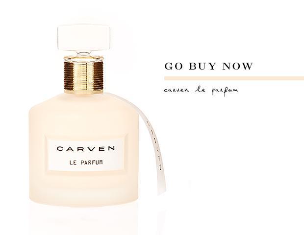 Go Buy Now: Carven Le Parfum