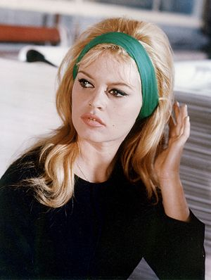 Beauty Icon: Brigitte Bardot