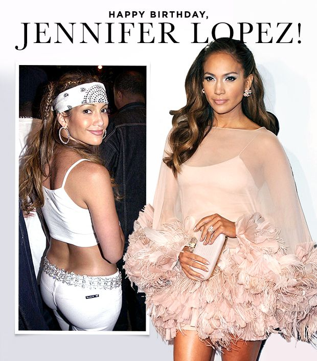 Happy Birthday J. Lo! We Share Some of Her Best Looks!