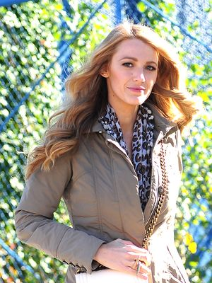 Shop Blake Lively's Perfect Winter Jacket