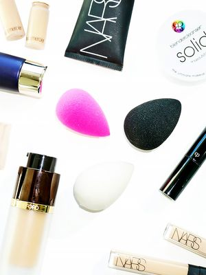 The Gross Thing That Could Happen to Your Makeup Sponge