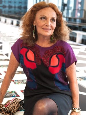 Diane von Furstenberg's Advice for Young People