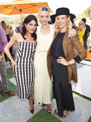 The Best-Dressed Celebs from Veuve Clicquot's Polo Classic in L.A.