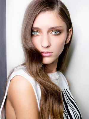 The 20-Minute Hair Treatment for Super-Shiny Hair