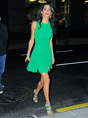 How Kendall Jenner, Amal Clooney, and More Pull Off Bold Colors