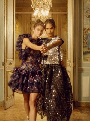 This Video of Vogue Models Dancing in Paris Will Make Your Weekend