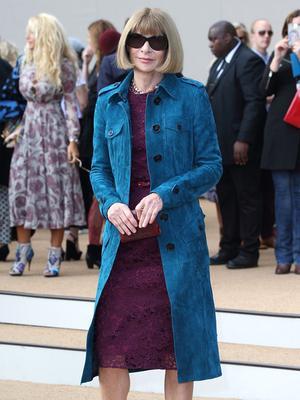 Anna Wintour Shares Her Paris Fashion Week Highlights